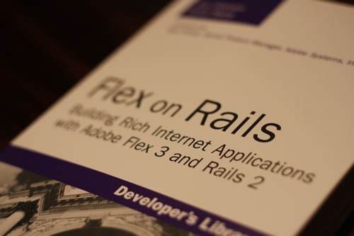Flex on Rails - the book